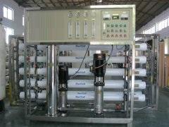 2吨双级纯净水设备