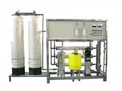 1吨纯净水设备