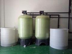 24吨全自动软化水设备