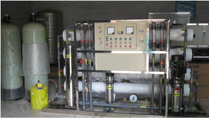 大型水厂双级纯净水设备