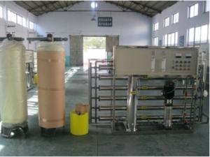 3吨单级净水设备
