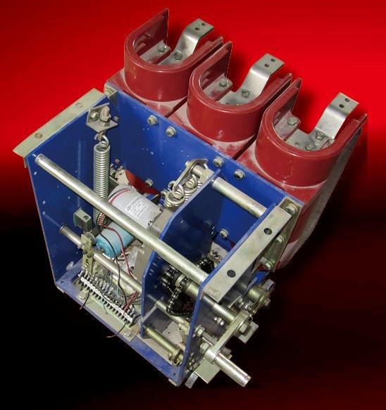 高压弹簧机构断路器-630