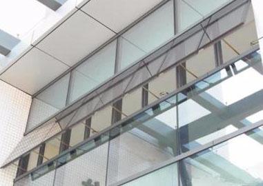 防火窗厂家安装工程