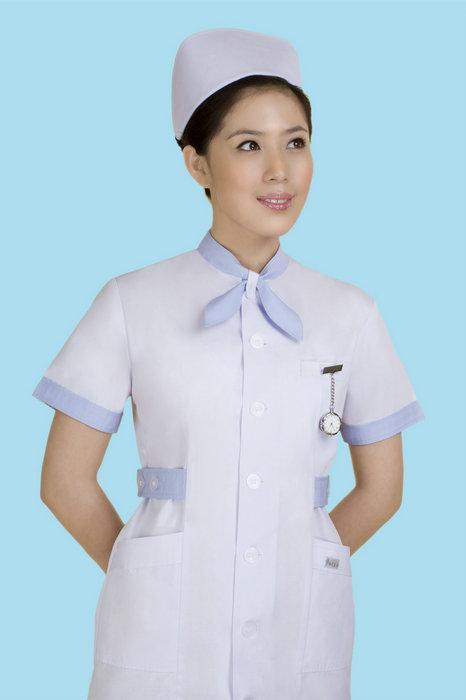 护士系列����_长款护士服系列