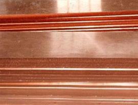 铜包钢扁线