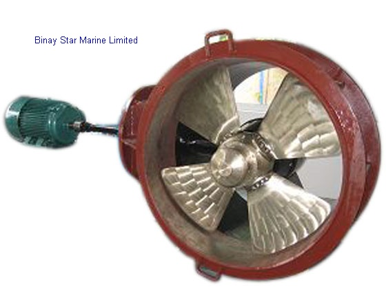 Bow side thruster