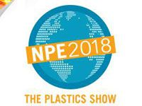 Join us at NPE2018 The Plastic Show, Hall B2-1, Booth S30180, May 7-11th, 2018