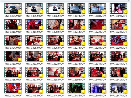 佳能5D3的MOV视频恢复 成功案例 第4张