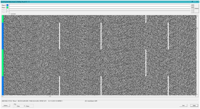 PC-3000 Flash 7.2.9.4131。自动BadBytes切割功能 技术文章 第2张