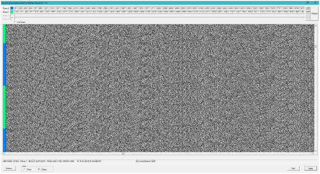 PC-3000 Flash 7.2.9.4131。自动BadBytes切割功能 技术文章 第7张