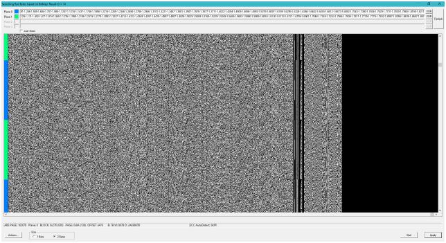 PC-3000 Flash 7.2.9.4131。自动BadBytes切割功能 技术文章 第8张