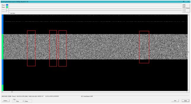 PC-3000 Flash 7.2.9.4131。自动BadBytes切割功能 技术文章 第10张
