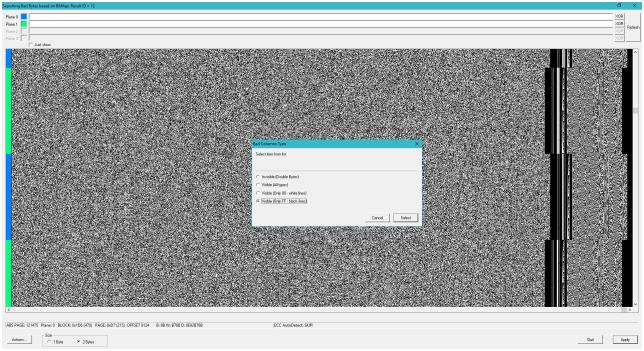 PC-3000 Flash 7.2.9.4131。自动BadBytes切割功能 技术文章 第15张