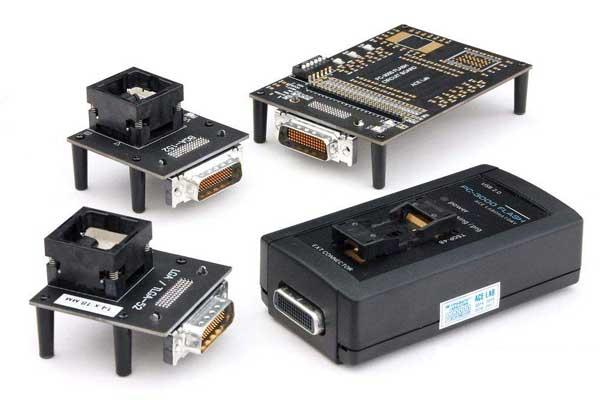 PC-3000flash设备,如何使用其他读者的存储芯片转储 技术文章 第1张