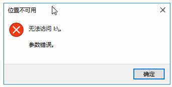 SSK U盘的加密区 输入密码后突然提示无法访问 参数错误(目录结构损坏) 成功案例 第1张