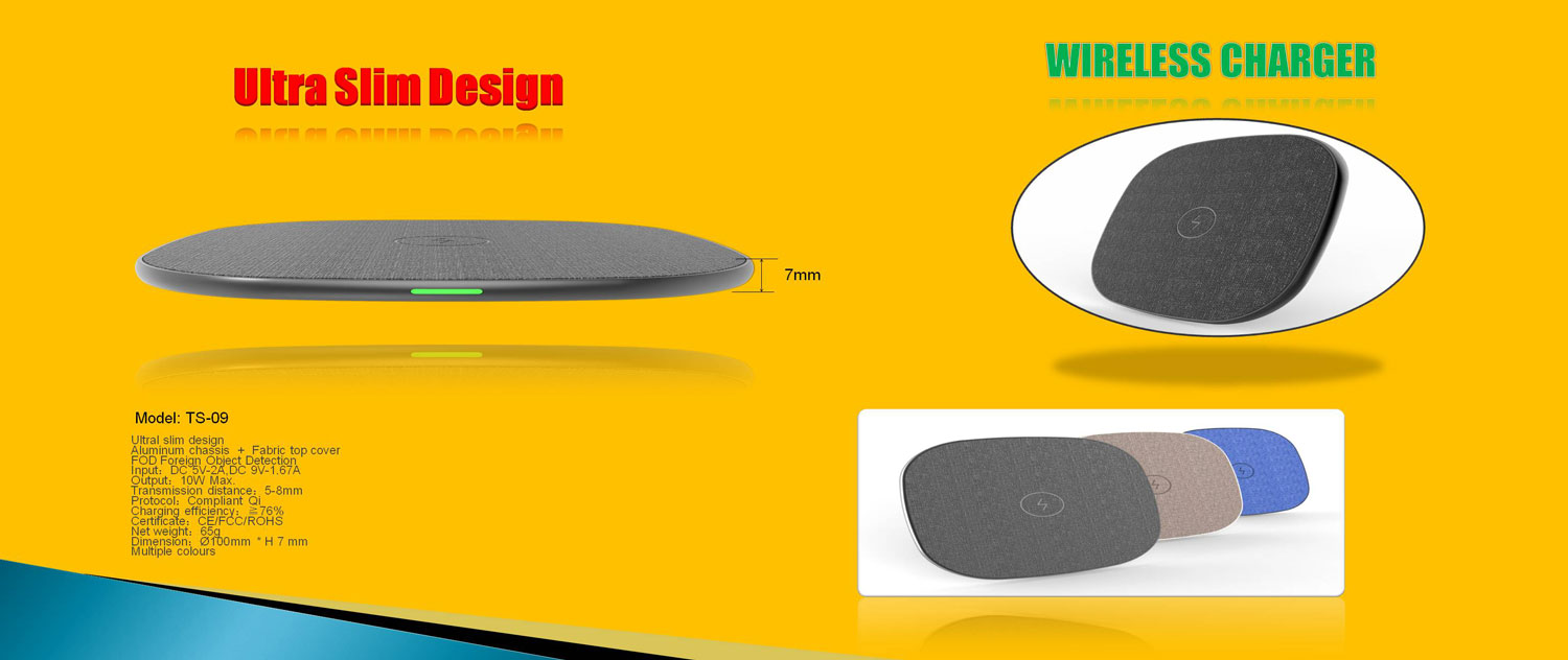 WP-01 Wireless charger