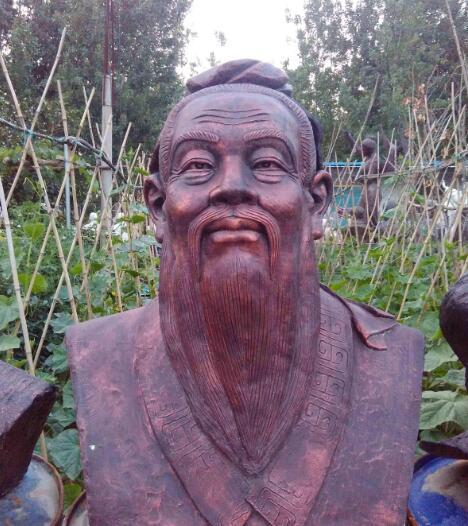孔子铜像厂