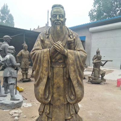 孔子雕塑设计公司