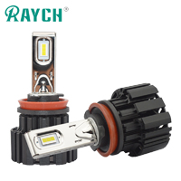 H8 P9 LED HEADLIGHTS 100W 13600LM