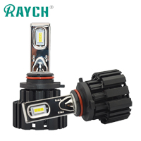 HB3 P9 13600LM BRIGHT CAR LED HEADLIGHTS
