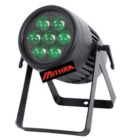 LP-096 Waterproof Zoom LED PAR 7pcs*20W