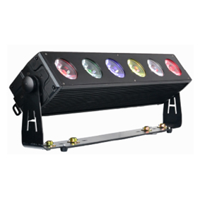 LED-060 Outdoor LED BAR with 6pcs*40W 4in1 LED