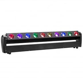 EL-032 LED BAR with 10pcs*40W RGBW 4in1 LEDs