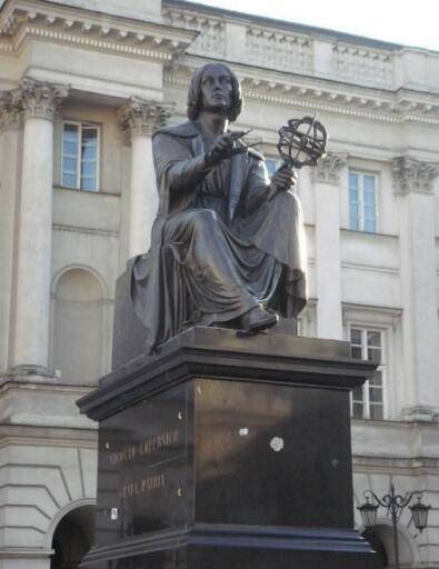 哥白尼铜雕_哥白尼铜像/雕塑