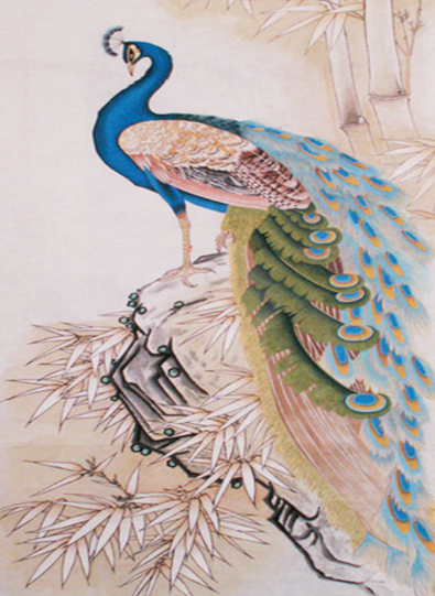 Appreciation of Calligraphy and Painting Works in Academy of Calligraphy and Painting