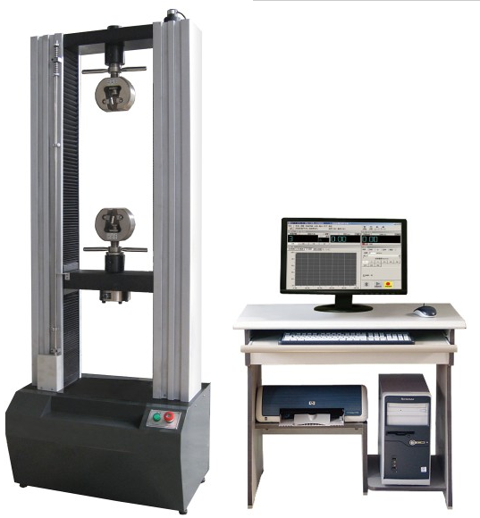 Computer Controlled Bench Type Universal Testing Machine