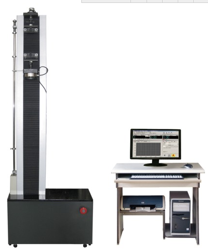 Computer Controlled Single Column Universal Testing Machine
