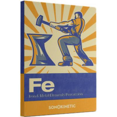 【钢铁打击】Sonokinetic Fe Iron and ...