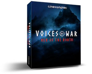 【战士合唱 男声雄起】Cinesamples Voices of War Men of the North KONTAKT