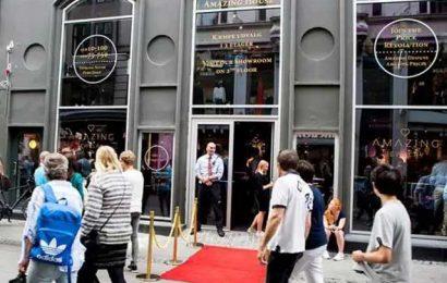 丹麦珠宝品牌AMAZING登陆北京