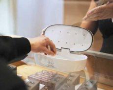 珠宝零售商可使用新型无损消毒装置