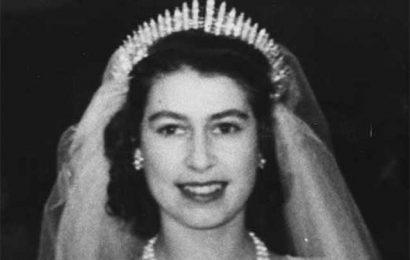 女王个人珠宝系列中最闪闪发光的头饰