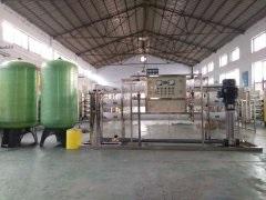 12吨纯净水设备
