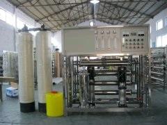 0.5吨双级纯净水设备