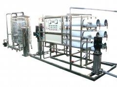 4吨双级纯净水设备