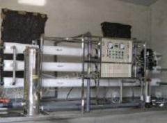 寿光客户纯净水设备
