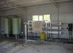 康宝县纯水设备