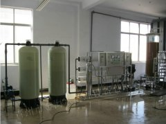 南昌王老板净水设备