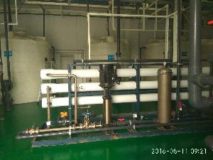平度纯水设备车间