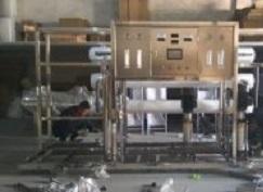 客户定做 的 2吨双级纯净水生产设备 高配置 全自动