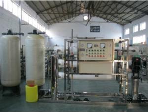 6吨单级净水设备