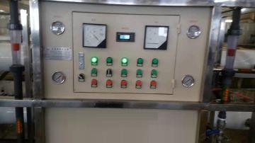安徽不锈钢表面处理用4吨单级净水设备