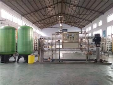 供应武威古浪纯净水设备多少钱