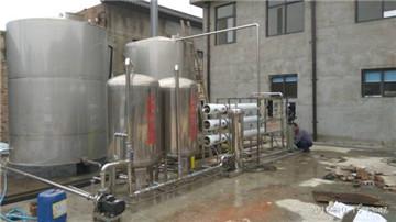 供应南宁青秀桶装纯净水设备优质供应