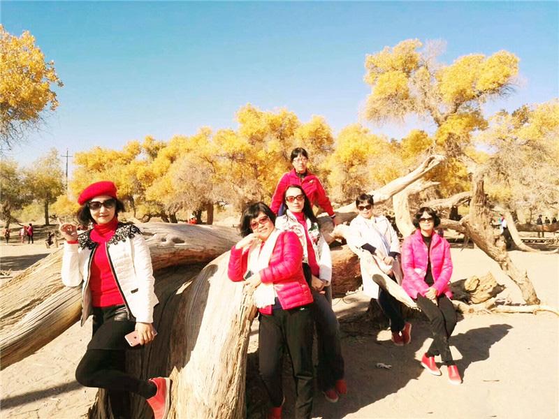 敦煌,张掖,巴丹吉林沙漠,则可口岸,额济纳旗旅游
