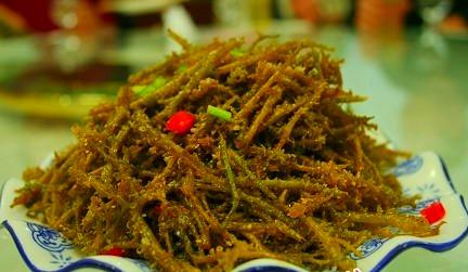武威特产—鹿角菜